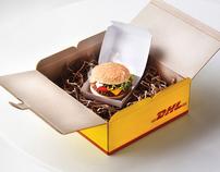 DHL / Fast Food