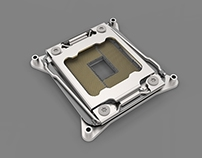 LGA 2011-3 Bracket and Asus OC Socket