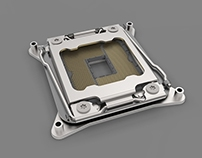 LGA 2011-3 Bracket and Socket