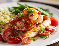 Bonefish Grill 'Fall Crush' Campaign