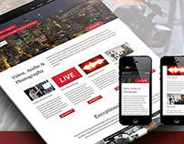 Nuvelocity Responsive Website