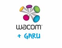 Wacom + Garu