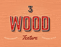 3 Wood Texture