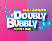 Doubly Bubbly {kids bath}