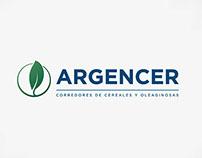 Argencer - Identidad corporativa