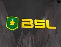 Package identity animated /// Brazil StarLeague