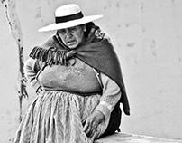 My beloved Bolivia.