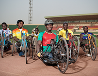 Hand Bike Team, Burkina Faso