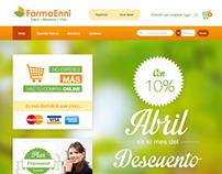 FarmaEnni (Website)