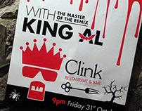 Remix Culture Al'oween Special Poster