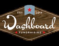 Washboard Fundraising Logo