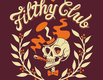 The Filthy Club Hoody