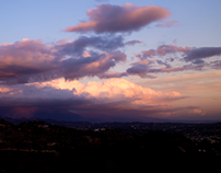 Clouds over The Angeles