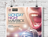 Comedy Cartel's Monday Night Maverick
