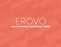 EROVO - Responsive Multipurpose WordPress Theme