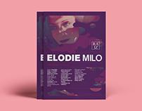 Elodie Milo - Raíz EP 2014