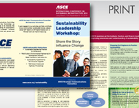 Trifold Design for Conference Workshop