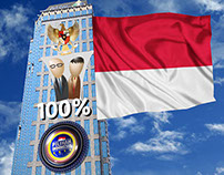 Indonesian Presidential Election Day 2014
