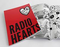 Radio Hearts Comic