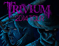 Trivium & Volbeat North American Tour 2014