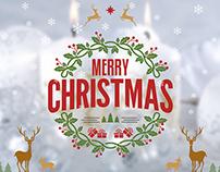 Christmas / New Year Badges & Labels Bundle