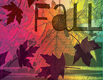 Fall motif for Wall Decor / Art