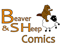 Beaver & Sheep Comics