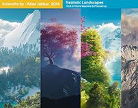 Realistic 3D Landscapes