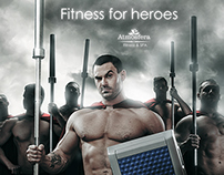 Fitness for heroes