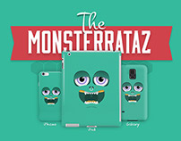 The Monsterrataz: Baby Ime J. Monster