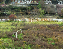 STADION /STADIUM FC ZBROJOVKA BRNO- THE END OF LEGEND