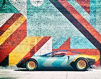 Alfa Romeo Tipo 33 Stradale - CGI Art