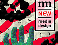 New Media Course: Motion Graphic. Preview
