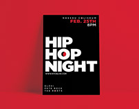 Hip Hop Night