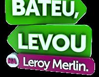 Campanha de Incentivo Intelbras - Leroy Merlyn