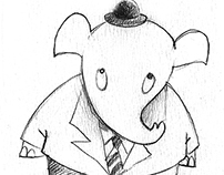 BABAR, Eléphant Roi