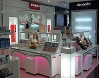 Bourjois beauty corner