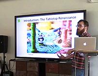 Board Game Tech Talk