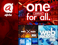 "ALPHA ""one for all"""