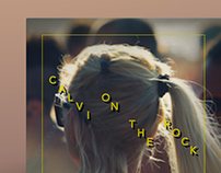 CALVI ON THE ROCK | Rebranding