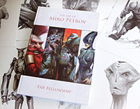 The Art of Miro Petrov - Order your album