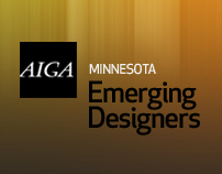 AIGA Emerging Designers