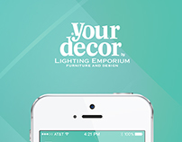 Your Decor Mobile App