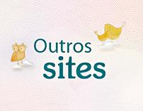 Alguns sites desenvolvidos