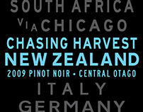 CHASING HARVEST | WINE LABELS