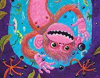 Madberries, Monkey Follies and the Rascally Jackal