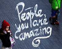 People you are amazing!