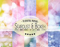Light Bokeh with Stardust