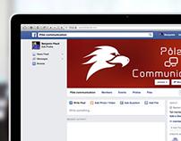 IAE Orléans Departments - Facebook Identity