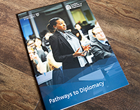 London Academy of Diplomacy brochure